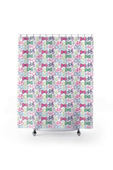 Shower Curtain- Charleston Scene