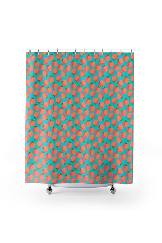 Shower Curtain- Just Peachy