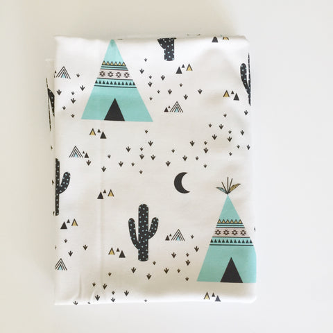 Texas Tepee Swaddle