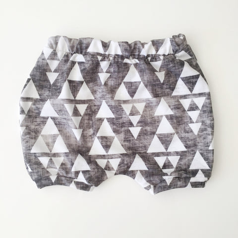Faded Stacked Harem shorts