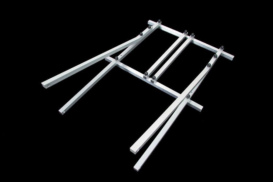 #2403A  Kickplate Assembly Truss & Board