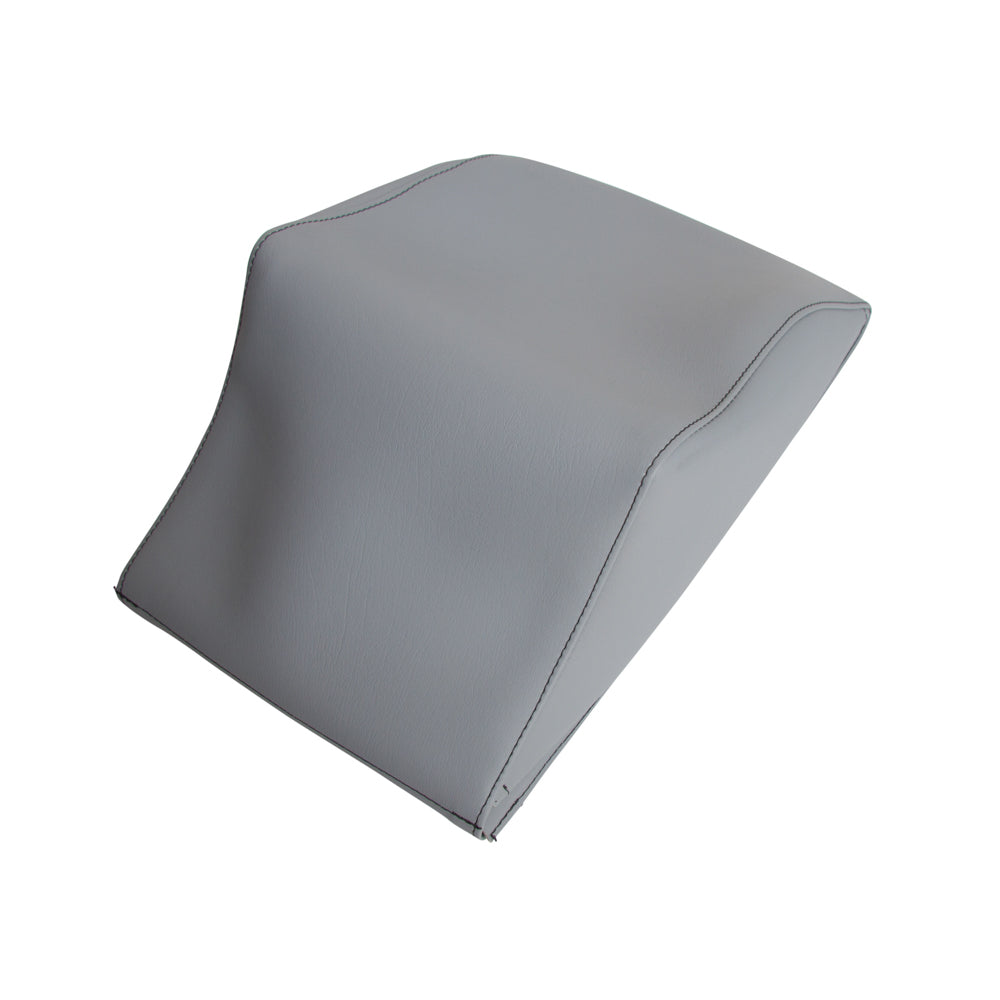 #2439-G  Universal Headrest - Grey Complete with Foam