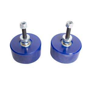 #5414  Bariatric Upgrade Carriage Wheels (Set of 4)
