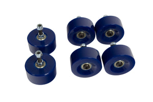 #7414 Shuttle TNT Carriage wheels vertical (Set of 6)