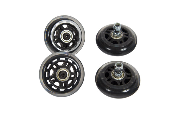 #7428A Shuttle TNT Carriage wheels lateral (set of 4)