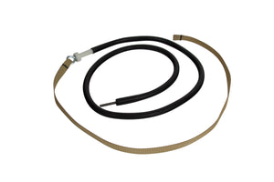 #7002 Shuttle TNT Elasticord - #12 Beige Tether