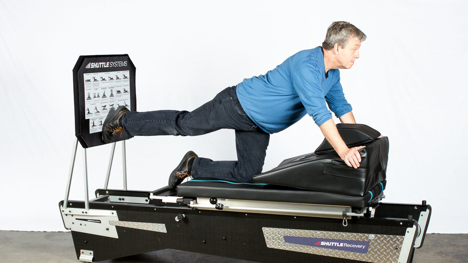 Arizona physical therapy equipment - See The Shuttle Recovery In Action