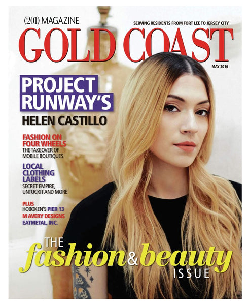 cover page magazine 201 gold coast