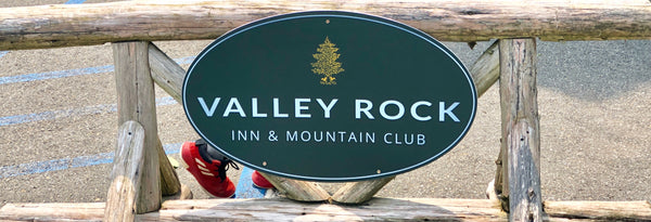 Valley Rock Inn Sign