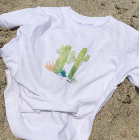 Cacti Children's T-Shirt