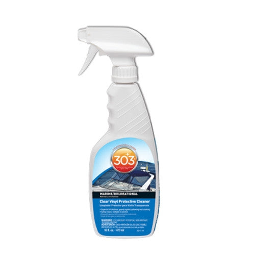 303 Clear Vinyl Protective Cleaner 16 oz