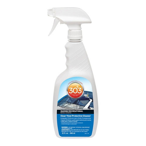 303 Clear Vinyl Protective Cleaner 32 oz