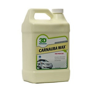 3D Carnauba Wax 128 oz