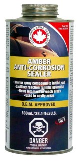 Dominion Sure Seal Amber Anti Corrosion #1012