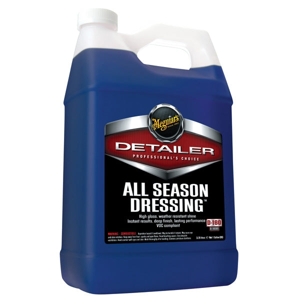 Meguiar's Detailer All Season Dressing 128 oz