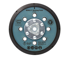 "Griot's Garage BOSS 5"" Backing Plate"