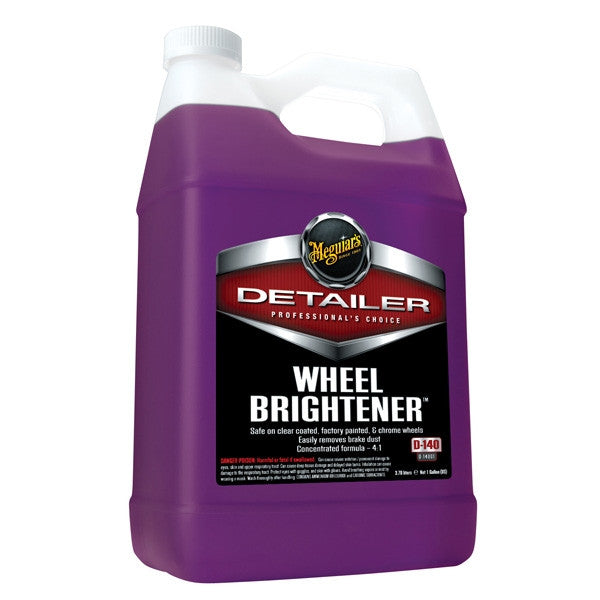 Meguiar's Detailer Wheel Brightener 128 oz