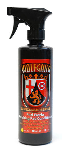 Wolfgang Pad Werks Polishing Pad Conditioner 16 oz