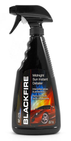 BLACKFIRE Midnight Sun instant Detailer 20 oz