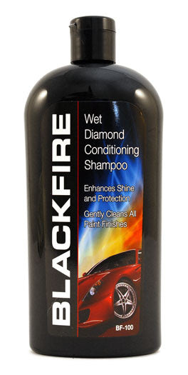 BLACKFIRE Wet Diamond Conditioning Shampoo 16 oz