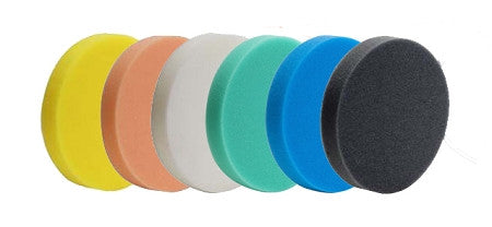Buff and Shine Foam Buffing Pads 6""