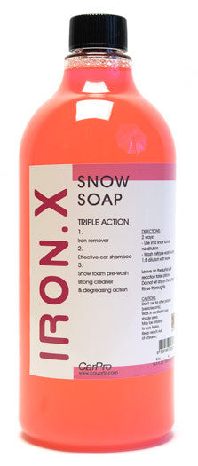 CarPro Iron X Snow Soap 1000 ml