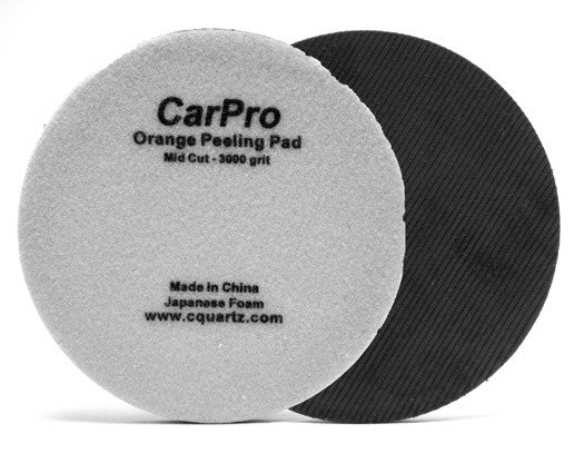 CarPro Velvet Orange Peel Removal Pad 5 1/4""