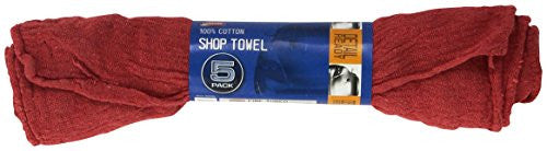 Carrand All Purpose Shop Towel 5 Pack
