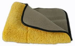 Carrand Auto Spa Microfiber MAX Body Shine Polishing Towel 16 x 18