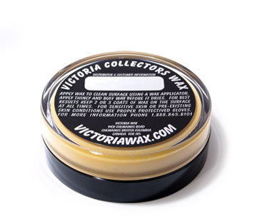 Victoria Wax Collectors Yellow Wax 3 oz