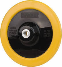 "DeWALT 7"" Hook and Loop Rotary Backing Plate"