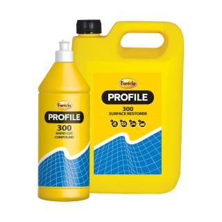 Farecla Profile 300 Rapid Cut Compound 1 ltr