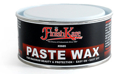 Finish Kare 2685 Pink Paste Wax 15 oz