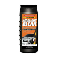 Glass Science Headlight Clear 9 oz