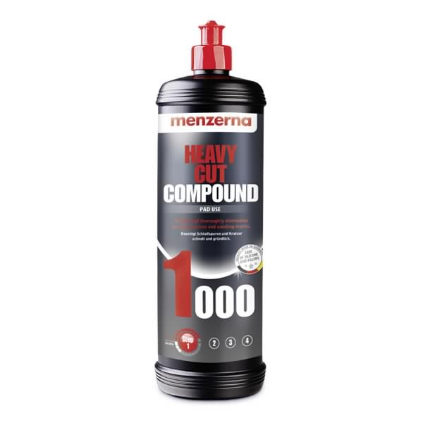 Menzerna 1000 - Heavy Cut Compound 32 oz