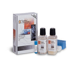Leather Master Leather Protection & Cleaner Kit 150 ml + Ink Lifter