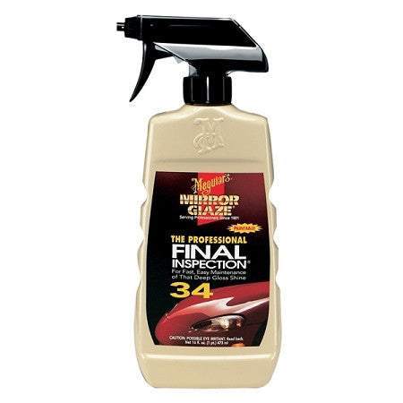 Meguiar's M34 Final Inspection 16 oz