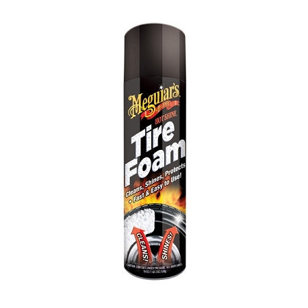 Meguiar's Hot Shine Tire Foam 15 oz