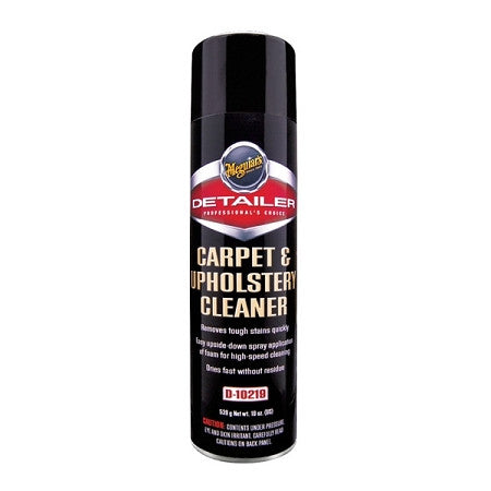 Meguiar's Detailer Carpet and Upholstery Cleaner 19 oz