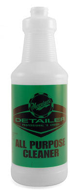 Meguiar's Detailer All Purpose Cleaner (Bottle Only)