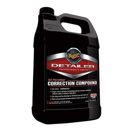 Meguiar's DA Microfiber Correction Compound 128 oz