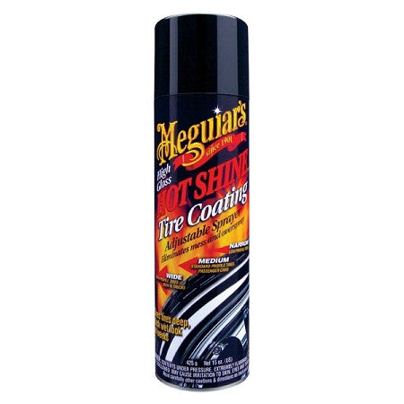 Meguiar's Hot Shine Tire Coating 15 oz
