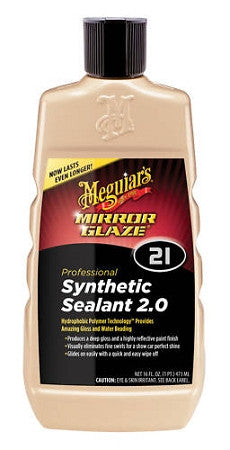 Meguiar's Synthetic Paint Sealant # 21 16 oz