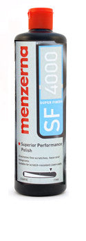 Menzerna SF 4000 - SuperFinish PO106FA 16 oz