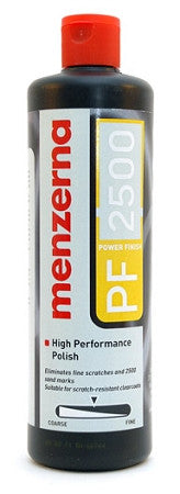 Menzerna PF 2500 - Power Finish Polish 16 oz