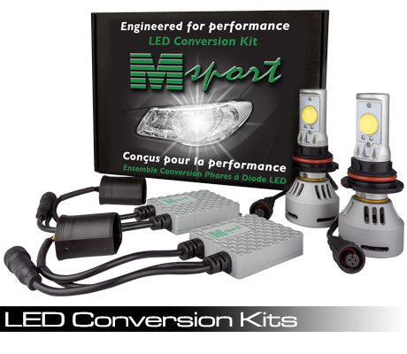 Msport LED Conversion Kit