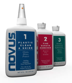 Novus 8 oz Starter Kit