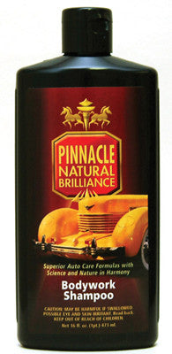 Pinnacle Bodywork Shampoo 16 oz