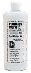 Poorboy's World Bold 'N Bright Tire Dressing Gel
