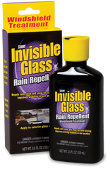 Stoner Invisible Glass Rain Repellent Windshield Treatment 3.5 oz